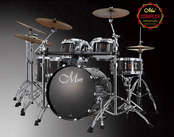 Complex Drum Sets - CW6