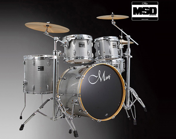 MSD Series Drum Sets - MC528