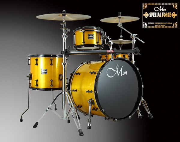Special Force Drum Sets - SW4CH