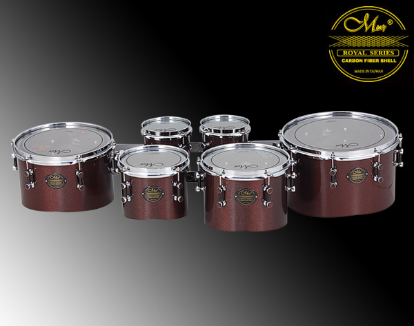 Royal Marching Drums - RMT668024-PSR