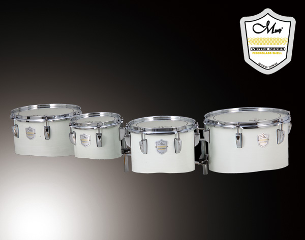 Victor Marching Drums - VMT8023-WWH