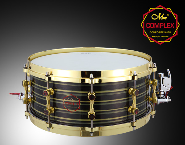 Complex Snare Drums - CW1460-CK